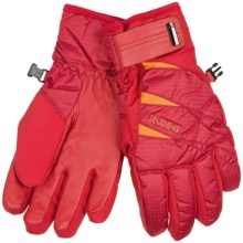 DaKine Comet Gore-Tex® Gloves - Waterproof, Insulated (For Women) in Red Houndstooth - Closeouts