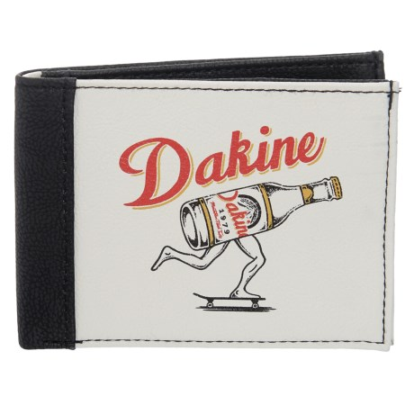 DaKine Conrad Wallet in Beer Run