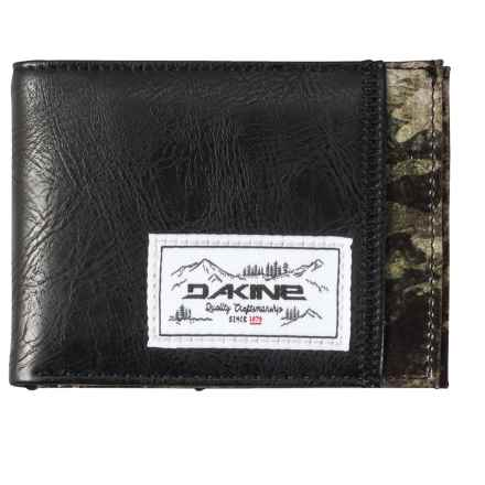 DaKine Conrad Wallet in Peat Camo - Closeouts