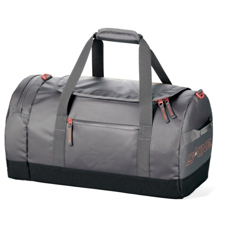 DaKine Crew Duffel Bag - 90L in Charcoal