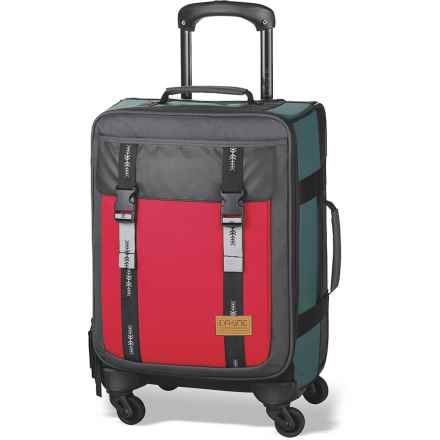 DaKine Cruiser 37L Rolling Suitcase in Harvest - Closeouts