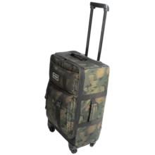 DaKine Cruiser 65L Rolling Suitcase in Marker Camo - Closeouts