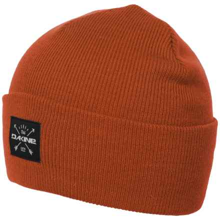 DaKine Cutter Beanie (For Men and Women) in Picante - Closeouts