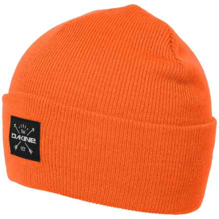 DaKine Cutter Beanie (For Men and Women) in Torch - Closeouts