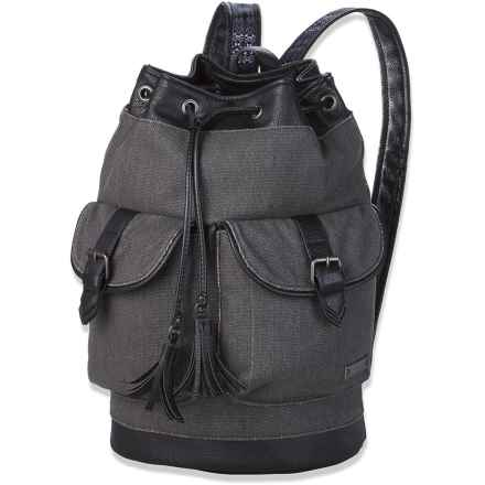 DaKine Daffodil Backpack (For Women) in Black - Closeouts