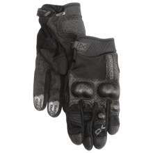 DaKine Defender Cycling Gloves (For Men) in Black - Closeouts