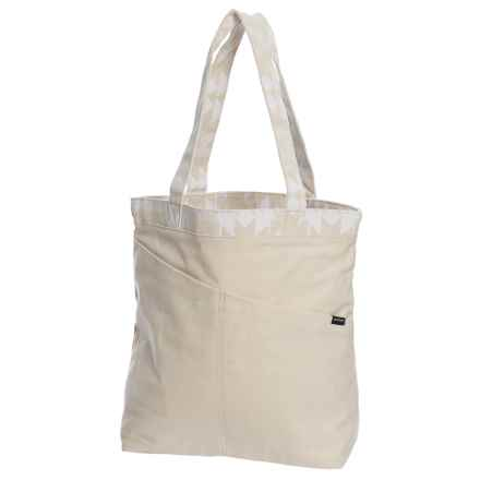DaKine Della Reversible Tote Bag - 16L (For Women) in Fireside Ii Canvas - Closeouts