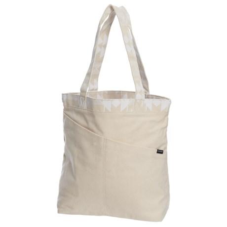 DaKine Della Reversible Tote Bag - 16L (For Women) in Fireside Ii Canvas