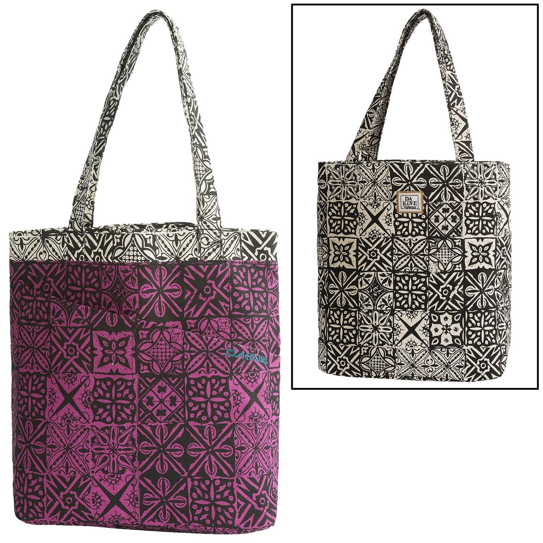 DaKine Della Reversible Tote Bag (For Women) - Save 42%