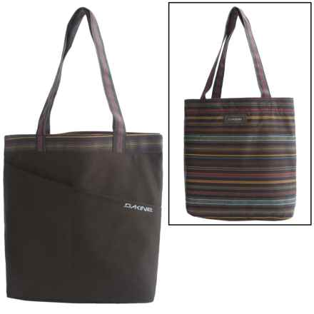 DaKine Della Reversible Tote Bag - 16L (For Women) in Nevada - Closeouts