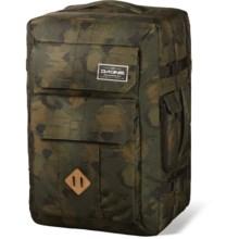 DaKine Departure Convertible Backpack - 55L in Marker Camo - Closeouts