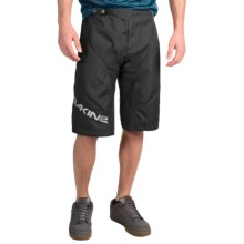 DaKine Descent Bike Shorts (For Men) in Black - Closeouts