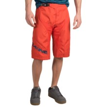 DaKine Descent Bike Shorts (For Men) in Blaze - Closeouts