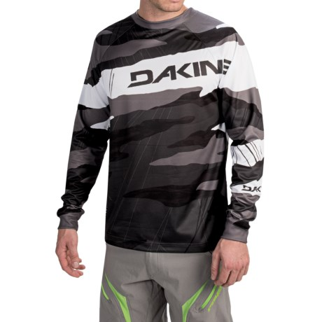DaKine Descent Cycling Jersey Long Sleeve (For Men)