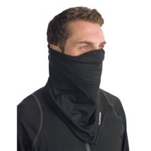 DaKine Desperado Neck Gaiter - Fleece Lining (For Men) in Black Pinstripe - Closeouts