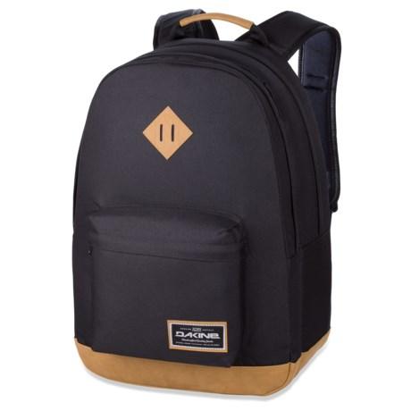 DaKine Detail 27L Backpack in Black