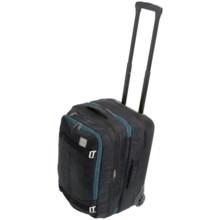 DaKine DLX Rolling Suitcase - 46L in Black Ripstop - Closeouts