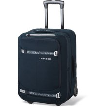 DaKine DLX Rolling Suitcase - 46L in Navy Canvas - Closeouts