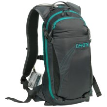 DaKine Drafter 12L Hydration Backpack - 3L Reservoir (For Women) in Charcoal - Closeouts