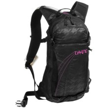 DaKine Drafter 12L Hydration Backpack - 3L Reservoir (For Women) in Houndstooth - Closeouts