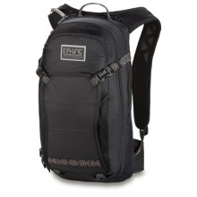 DaKine Drafter 12L Hydration Pack - 100 fl.oz. (For Women) in Black Ripstop - Closeouts