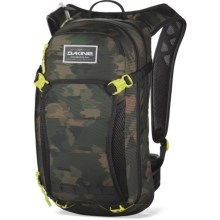 DaKine Drafter 12L Hydration Pack - 100 fl.oz. in Marker Camo - Closeouts