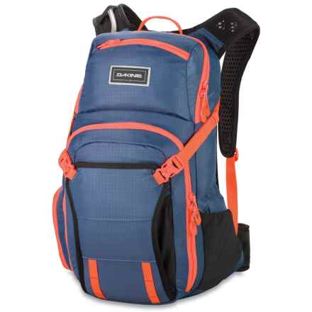 DaKine Drafter 14L Hydration Backpack - Internal Frame, 100 oz. (For Women) in Crown Blue - Closeouts