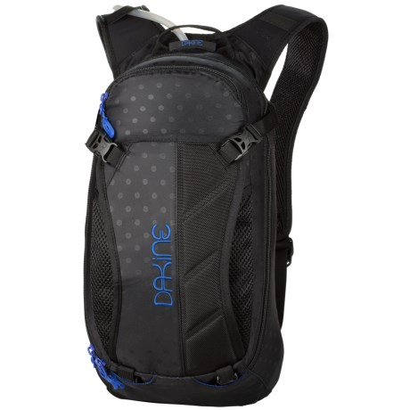 DaKine Drafter Hydration Pack - 12L, 3L Reservoir (For Women) in Dots