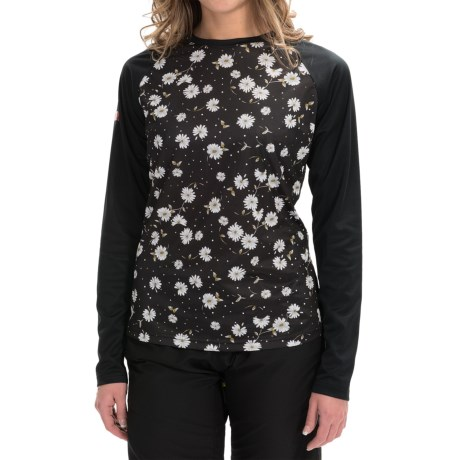 DaKine Dropout Jersey Long Sleeve (For Women)