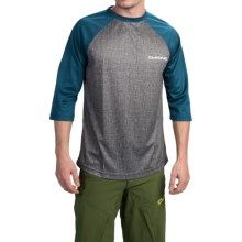 DaKine Dropout Shirt - 3/4 Sleeve (For Men) in Carbon - Closeouts