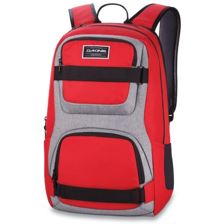 DaKine Duel 26L Backpack in Red