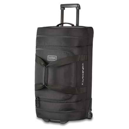 DaKine Duffel Roller Bag - 58L in Black - Closeouts