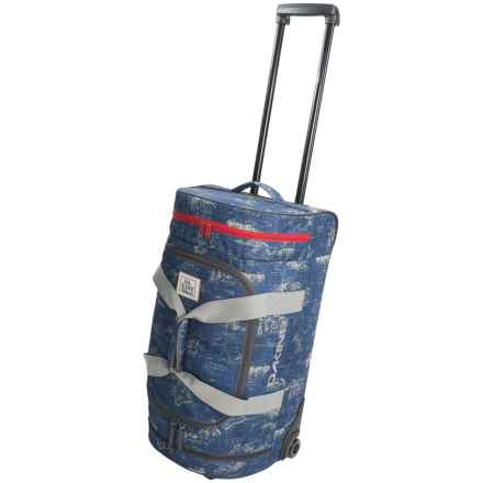 DaKine Duffel Roller Bag - 58L in Tradewinds - Closeouts