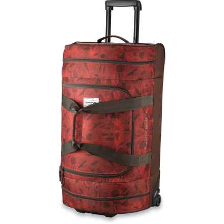 DaKine Duffel Roller Bag - 90L in Northwoods - Closeouts