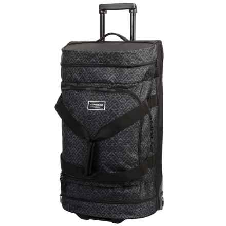 DaKine Duffel Roller Bag - 90L in Stacked - Closeouts