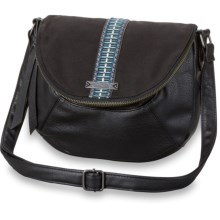 DaKine Eleanor Crossbody Bag (For Women) in Ebony - Closeouts