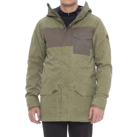 96dc75539994 DaKine Elsman PrimaLoft® Jacket - Waterproof, Insulated (For Men) in  Surplus/