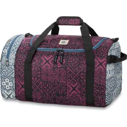 DaKine EQ 74L Duffel Bag (For Women) in Kapa - Closeouts