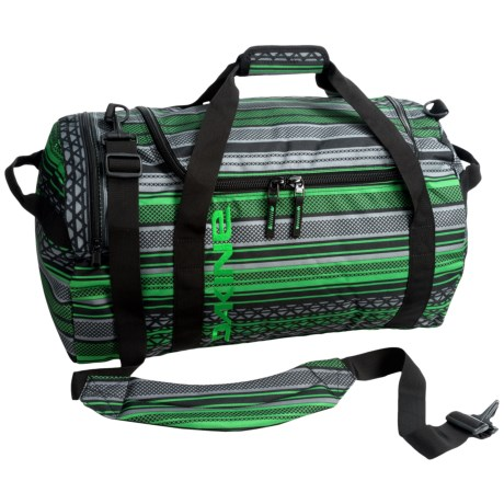 Dakine EQ Duffel Bag - Medium in Verde