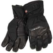 DaKine Excursion Gore-Tex® Gloves - Waterproof, Insulated (For Men) in Black - Closeouts