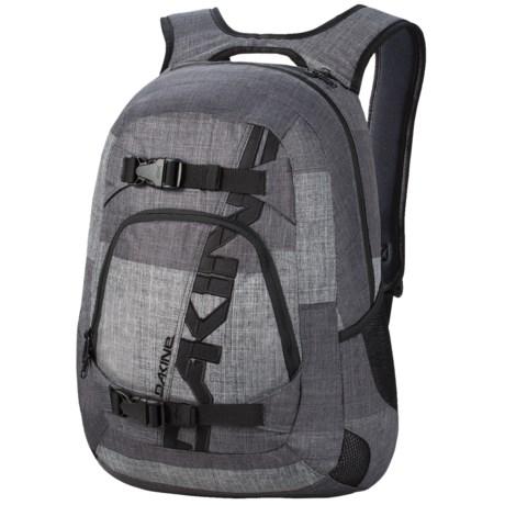DaKine Explorer Backpack - 26L in Pewter