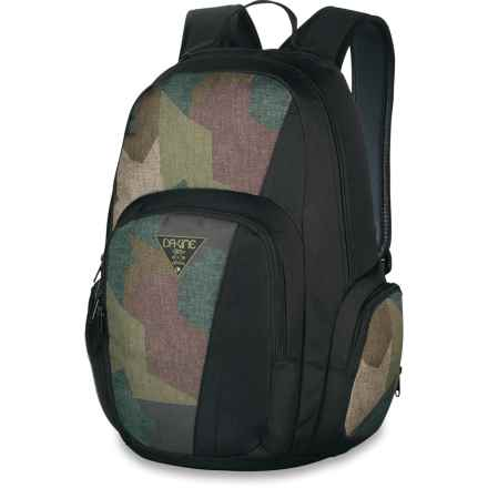 DaKine Finley 25L Backpack (For Women) in Patchwork Camo - Closeouts