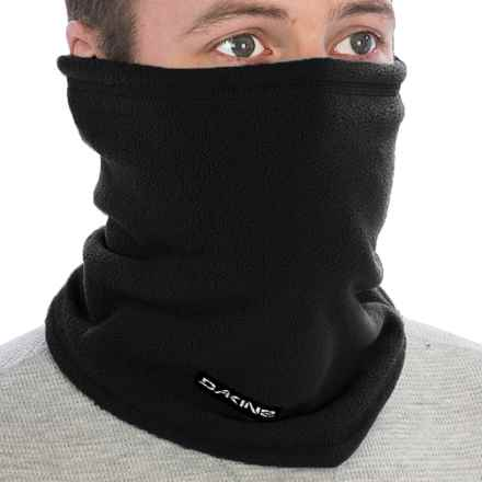 DaKine Fleece Neck Gaiter - Midweight (For Men) in Black - Closeouts