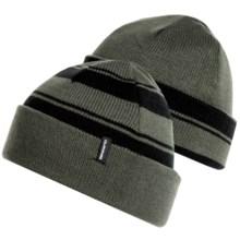 DaKine Flip Flop Beanie Hat - Reversible (For Men) in Jungle/Black - Closeouts