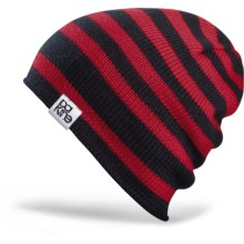 DaKine Flip Flop Beanie Hat - Reversible (For Men) in Red - Closeouts