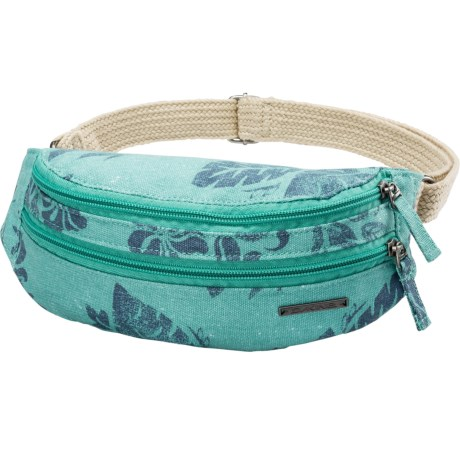DaKine Gigi Hip Pack (For Women) in Kalea Canvas