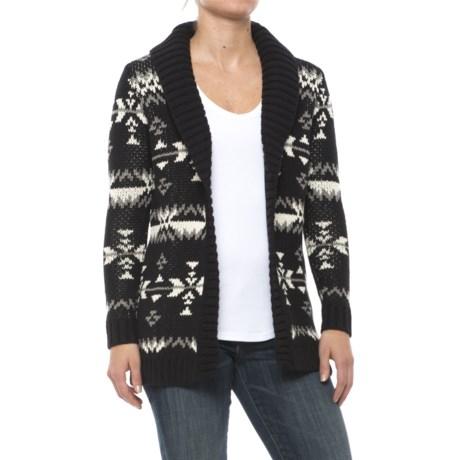 DaKine Griffon Cardigan Sweater (For Women) in Fireside