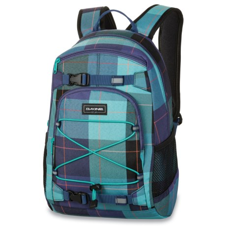 DaKine Grom 13L Backpack in Aquamarine