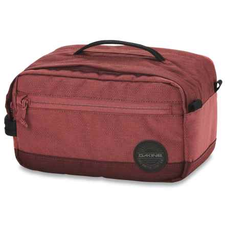 DaKine Groomer Travel Kit - Large in Burnt Rose - Closeouts