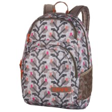 DaKine Hana Backpack - 26L (For Women) in Knit Floral - Closeouts